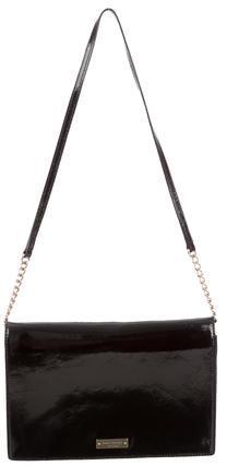 Kate SpadeKate Spade New York Black Patent Leather Shoulder Bag