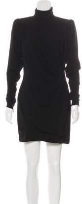Skaist-Taylor Structured Long Sleeve Dress