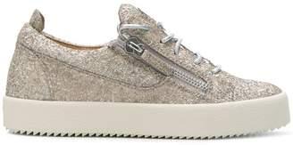 Giuseppe Zanotti Design cheryl glitter low sneakers