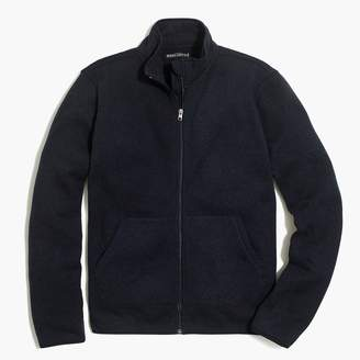 J.Crew Sweater fleece full-zip