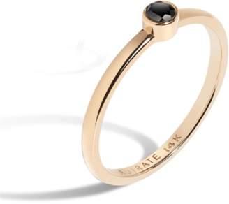 Black Diamond Aurate Ring