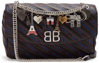 Balenciaga BB Round M bag