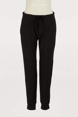 James Perse Knit twill pants