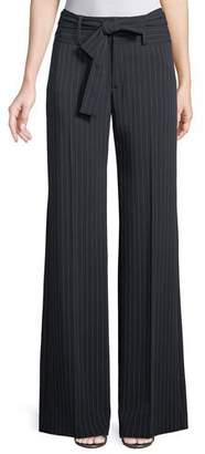 Nanette Lepore Play It Again Pinstripe Pants