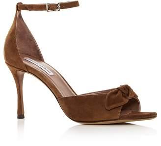 Tabitha Simmons Women's Mimmi Suede High-Heel Sandals