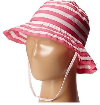 San Diego Hat Company Kids RBK3082 Ribbon Bucket Hat w/ Chin Strap Bucket Caps