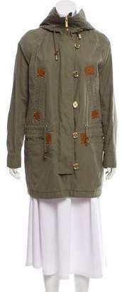 MICHAEL Michael Kors Hooked Utility Jacket
