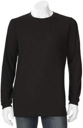 Hanes Big & Tall Ultimate X-Temp Waffle-Weave Thermal Tee