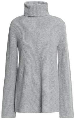 A.L.C. (エーエルシー) - A.l.c. Lace-Up Wool And Cashmere-Blend Turtleneck Sweater