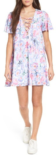 Women's Show Me Your Mumu Floral Print Tunic