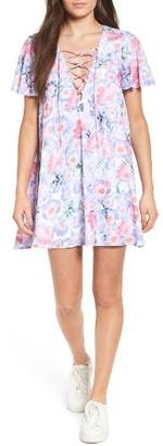 Women's Show Me Your Mumu Floral Print Tunic $140 thestylecure.com