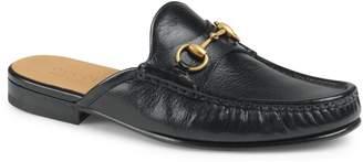 Gucci Horsebit Loafer Mule