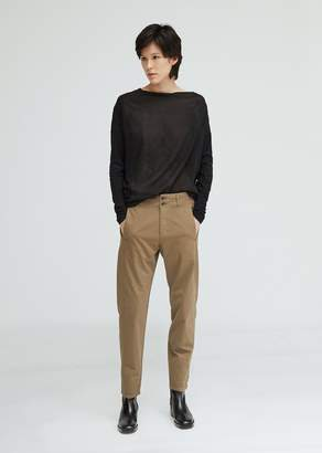 Pas De Calais Cotton Garment Treated Pants
