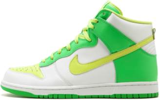Nike Dunk HIgh White/Lemon Chiffon