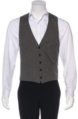 Paul Smith Wool Suit Vest