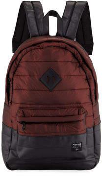 Noize Amstrdm Men's Quilted Backpack