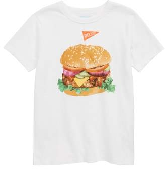 J.Crew crewcuts by Deluxe Burger Graphic T-Shirt