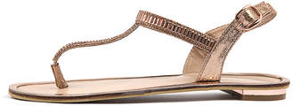 Laguna quays Ciera-w Rose gold Sandals Womens Shoes Dress Sandals-flat Sandals