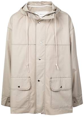 Camiel Fortgens hooded jacket