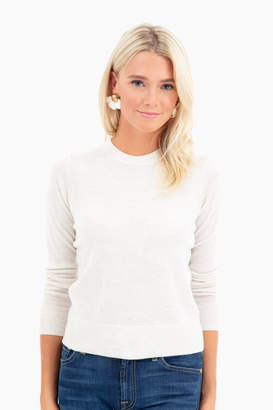 Vince Cashmere Overlay Crew
