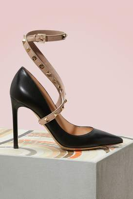 Valentino Studded Wrap Pumps