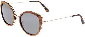 Earth Wood Oreti Polarized Sunglasses