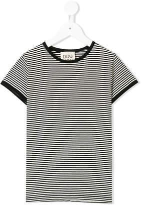 Douuod Kids striped T-shirt
