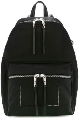 Rick Owens utility pocket backpack