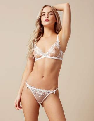 Agent Provocateur Nellie Thong White