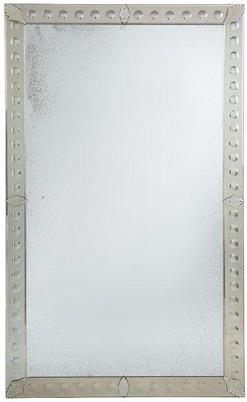 Versatile Venetian Art Deco Mirror