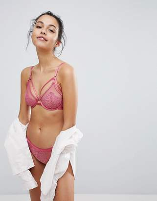 New Look Strappy Wired Bra