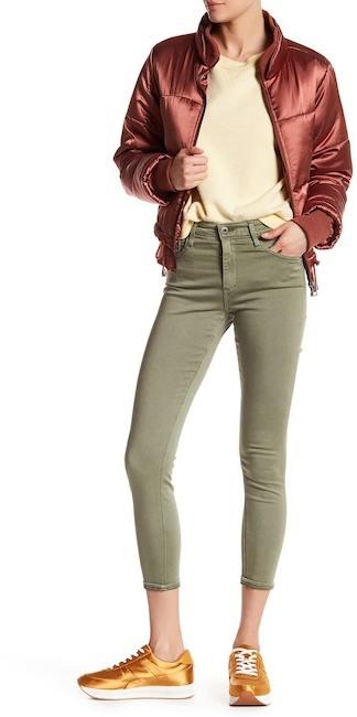 AG JeansAG Farrah Skinny Crop Pant