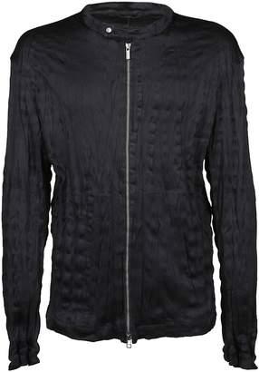 Issey Miyake Zip-up Jacket
