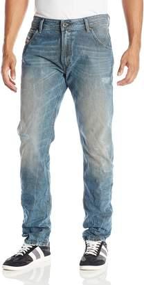 Diesel Men's Krayver Relaxed Tapered-Leg Jean 0837H