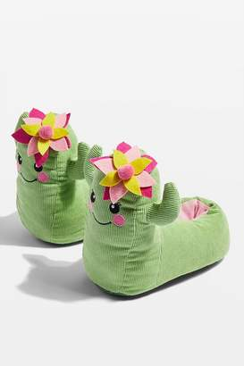 Topshop Cactus Slippers