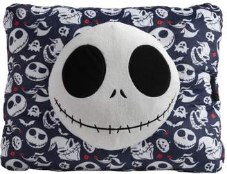 Disney's Nightmare Before Christmas Dark Blue Jack Skellington Stuffed Plush Toy by Pillow Pets