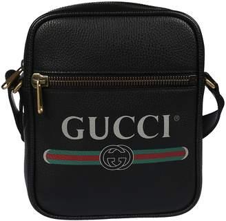 Gucci Printed Shoulder Bag