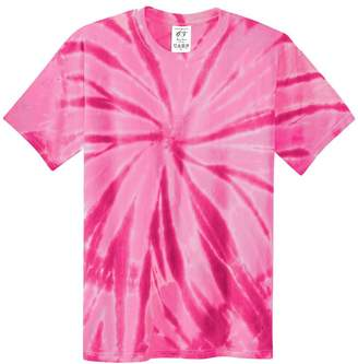 Gravity Threads Youth Tie-Dye Short-Sleeve T-Shirt