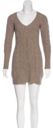 Burberry Wool Sweater Dress