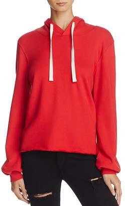 Nation Ltd. Raw-Edge Hooded Sweatshirt, Fashion Find - 100% Exclusive