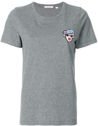 Parker Chinti & cartoon graphic T-shirt