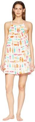 Kate Spade Ice Cream Print Chemise Women's Pajama