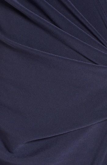 Women's Anne Klein Jersey Faux Wrap Dress 3