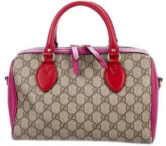 Gucci 2016 GG Supreme Small Top Handle Bag