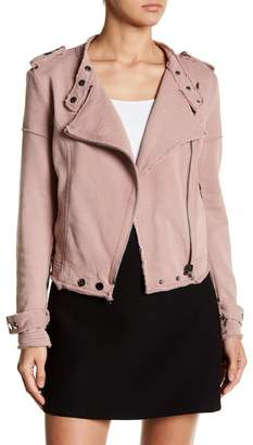 Fate Asymmetrical Front Zip Jacket