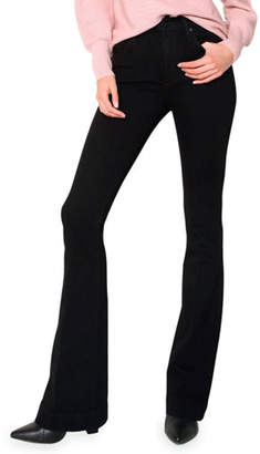 James Jeans Shayebel High-Rise Flare Jeans