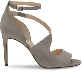 Louise et Cie Kalimac Suede Ankle-Strap Sandals