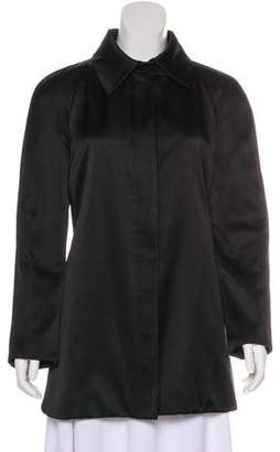 Giorgio Armani Long Sleeve Short Coat