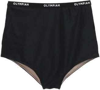 Olympiah hot pants bikini bottoms