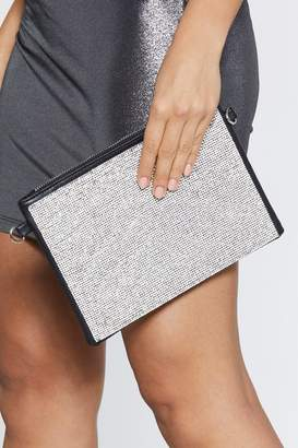 Nasty Gal WANT Off the Chain Mail Shoulder Bag